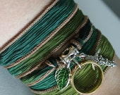 Lord of the Rings or Hobbit Wrap Bracelet