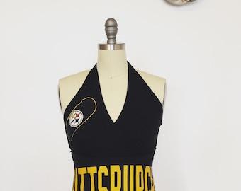 Pittsburg Steelers Halter Top
