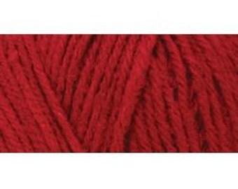 395864 E728-9925 Red Heart Soft Yarn - Really Red