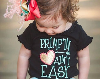 Primp'in Ain't Easy Outfit