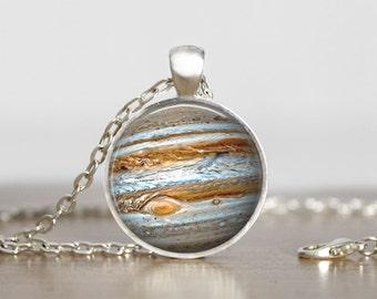 Jupiter Pendant Jewelry Jupiter  Necklace