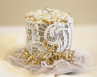 Wedding Mini Top Hat Valentine's Day Tea Party Special Occasion Accessory