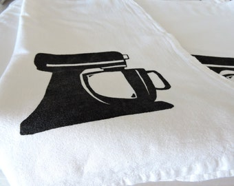 Kitchen Aid Mixer Tea Towel