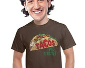 taco t-shirt for mexican food lovers foodies gourmets nerds geeky students funny gift for taco mexican food mens t-shirt s-4x