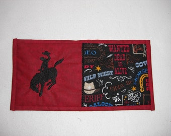 Western Placemat Etsy