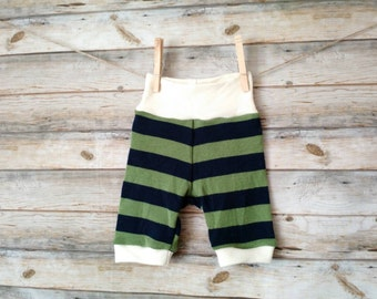 Wool Shorties Diaper Cover - 9 mo - Medium
