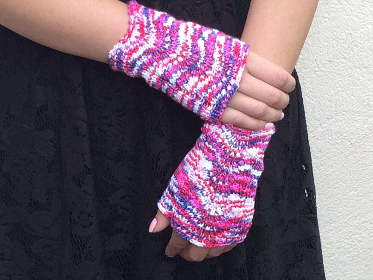 Fingerless gloves for musicians - Previous Image Next Image