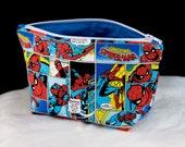 Spidey Zipper Bag/Pouch - Small