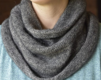 Cosy Cowl Knitting Pattern