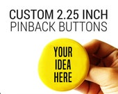 Custom Pinback Buttons Personalized Photos Clothing Accessories Custom Art Badgets Pins