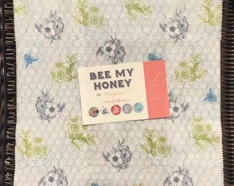 Bee My Honey Layer Cake Mary Jane moda fabrics OOP HTF