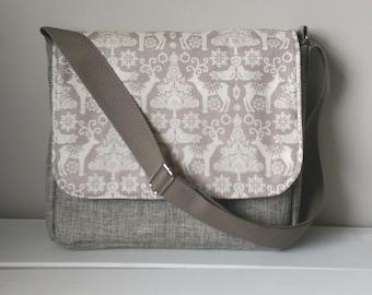 Messenger -  Scandinavian Style Fabric