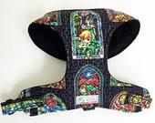 Legend of Zelda Comfort Soft Dog Harness - Made to Order -