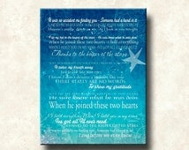 Keeper of The Stars - Mounted Word Art Print - Tracy Byrd Lyrics Love Ballad - other formats available