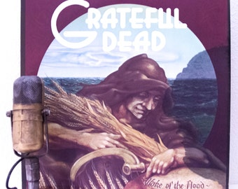 "ON SALE Grateful Dead Vinyl Record Album ""Wake of the Flood"" (Original 1973 Grateful Dead Records, ""Eyes of the World"")"