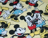 Mickey and Minnie Mouse Bandana