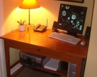 Handcrafted Desk