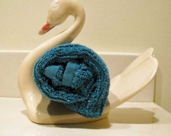Vintage Swan Towel Holder Free Shipping