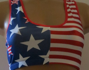 Fourth of july bra | Etsy