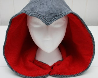 SALE! Assassin's Creed Cowl Knitted!