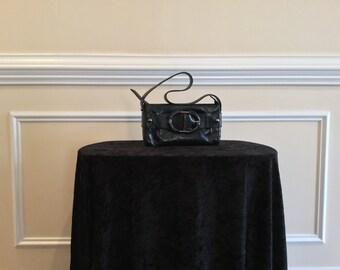 Kenneth Cole Black Shoulder Handbag