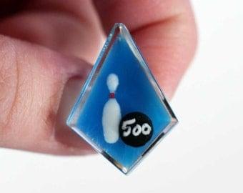 PIN - BOWLING - 500 - acrylic