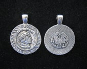 St. Anthony, Finder of Lost Things, Handmade Medal