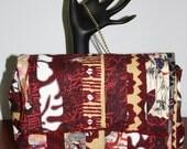Strip Pieced Purse Geisha in Hawaii