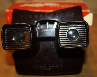 Vintage Sawyer's View-master with box - item #1512