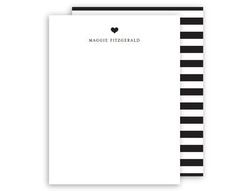 Love It Personalized Stationery