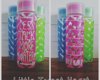 Motivation Water Bottles