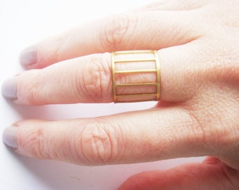 Cage Ring - Minimalist Ring - Minimalist Jewelry