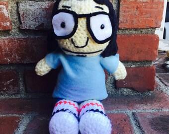 Tina Belcher doll