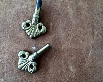 Vintage Brass Keys