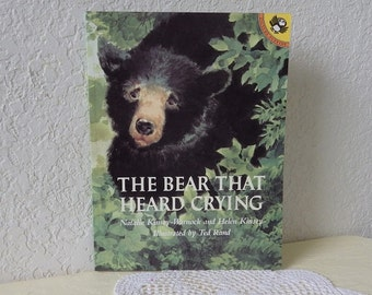 Book: The Bear That Heard Crying, 1993