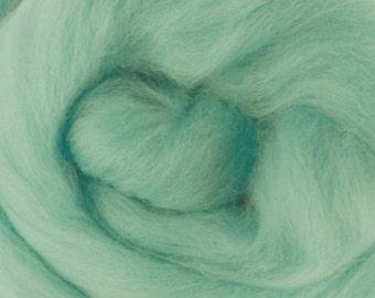 Superfine Merino Wool Top - 19 micron - Paradise - 4 ounces
