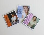 Nurse Magnets Series One Set of Three Sassy Sayings