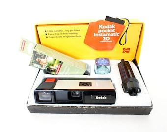 Reserved Shipping for Kodak Pocket Instamatic 20 110 Camera