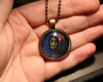 Salem Witch Original Fine Art Necklace