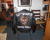 Custom Order Leather Jack...