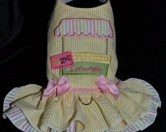 Lemonade harness