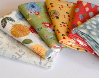 Mon Ami by BasicGrey Fat Quarter Bundle 3