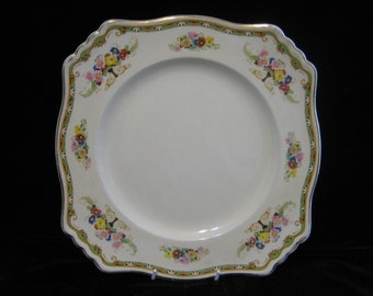 Vintage Royal Winton Dinner Plate Eden pattern