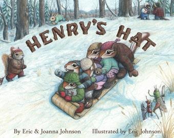 Henry's Hat -Signed