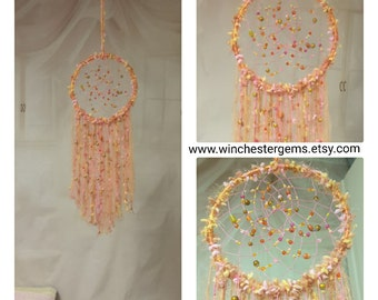 Dream Catcher , vegan dream catcher
