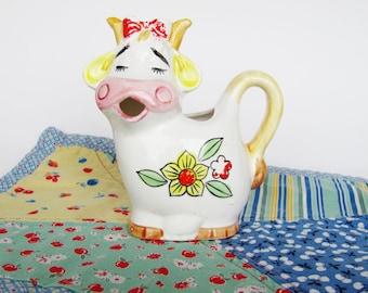 Vintage Cow Creamer Ceramic Price Imports