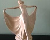 Antique New Art Wares Female Statue