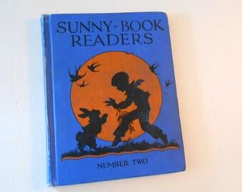 Sunny Book reader number 2 1924