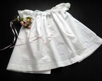 French Vintage Baby or Doll Dress