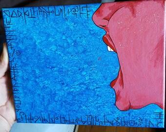 Breakup Painting 2